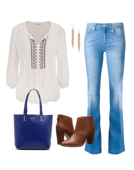 fall denim outfits-02