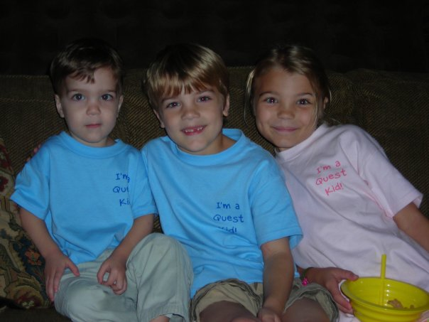 My kids in 2006
