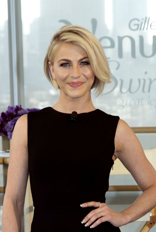 Julianne Hough Hair