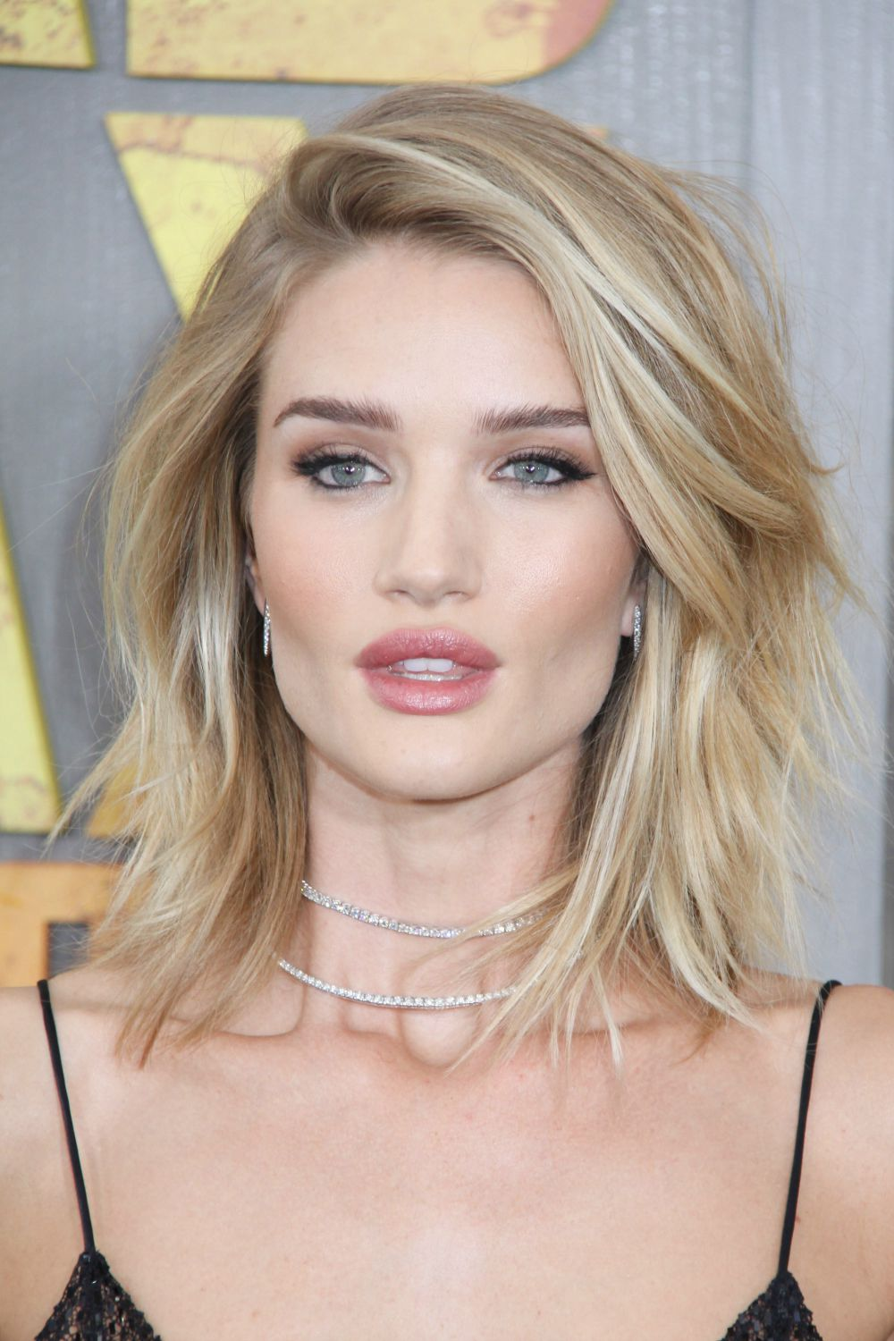 celebrity lob hairstyles