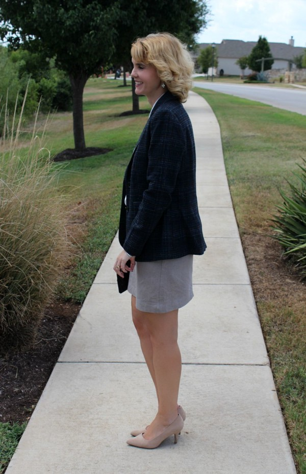Wool Blazer Outfit