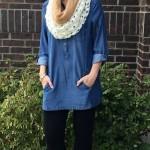 Moms Do Fall Fashion – The Tunic of all Tunics
