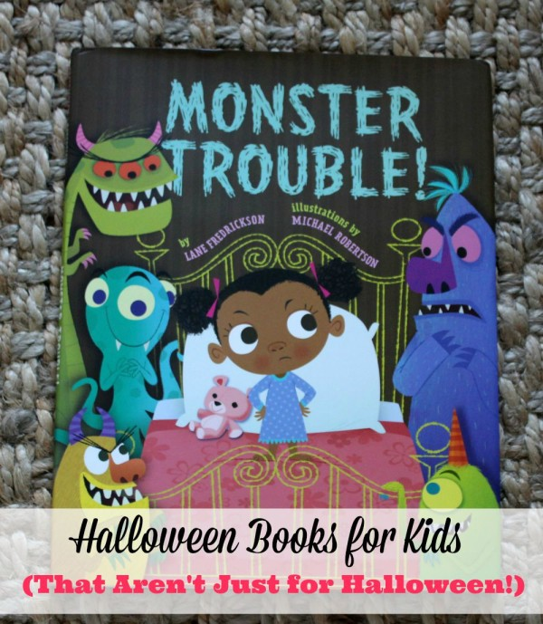 Are you looking for Halloween books for kids that are funny, have fantastic illustration and would make really gifts for your kids? These four books are monster-iffic and perfect for Halloween or all year round. The first one is my favorite!
