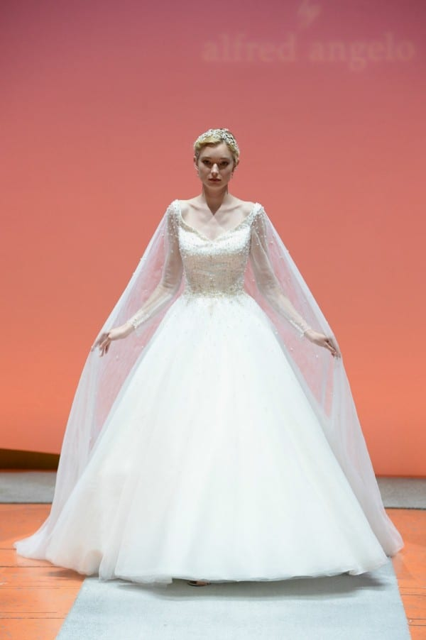 Elsa Wedding gown 2016