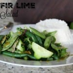 Kaffir Lime Salad