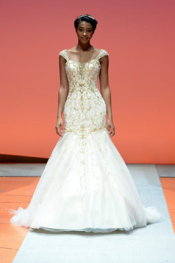 Tiana wedding gown 2016
