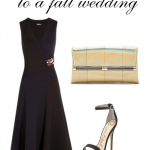 Day 9: What to Wear to a Fall Wedding