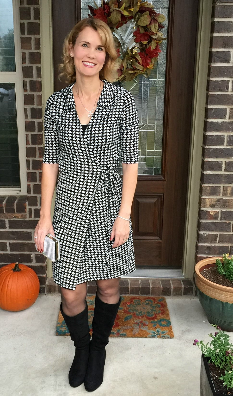 Are You On The Hunt For Wrap Dress Outfits This Arrived In My Letote