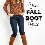 Day 27: Your Fall Boot Guide