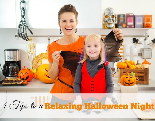 Would you like Halloween night to be a little more relaxing than usual? These 4 tips will help! Tip 2 made all the difference when I realized easy is better (and just as delicious).