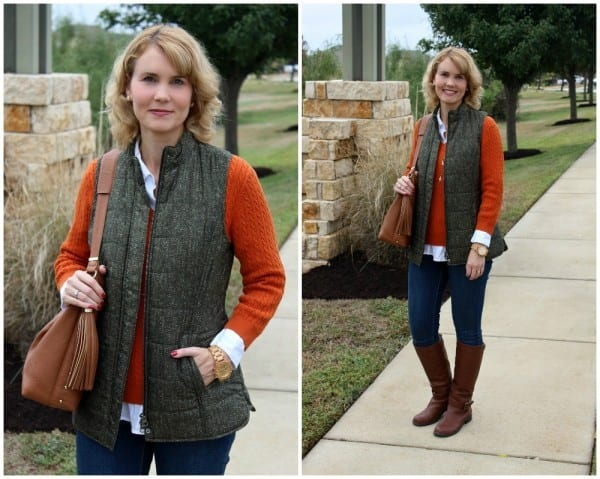 quilted vest outfit-07
