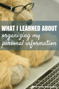 What I Learned From Organizing Mountains of Personal Papers and Important Documents