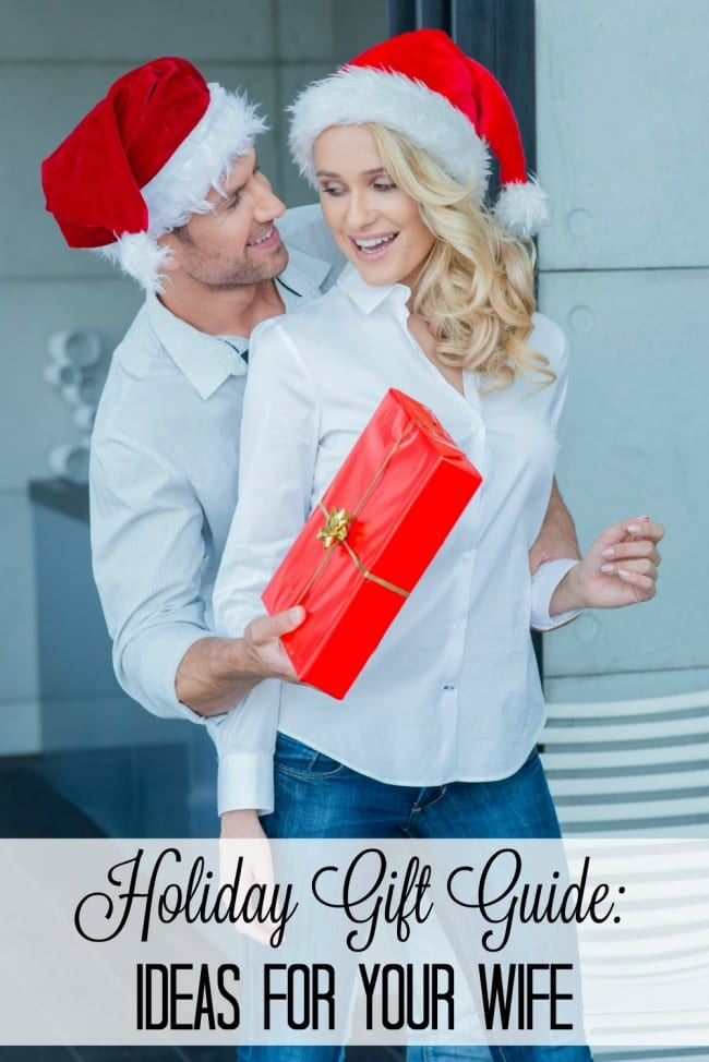 Holiday Gift Ideas for wife - Are you having a hard time coming up with what to get your wife for the holidays? I've rounded up some gift ideas I think she'll love.