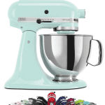 How Would You Like to Win a Kitchenaid Mixer?