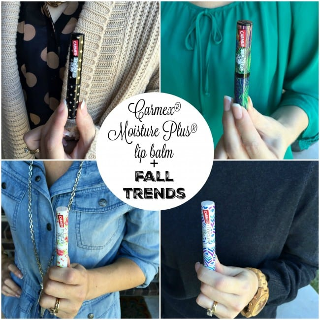 Carmex® Moisture Plus® lip balm