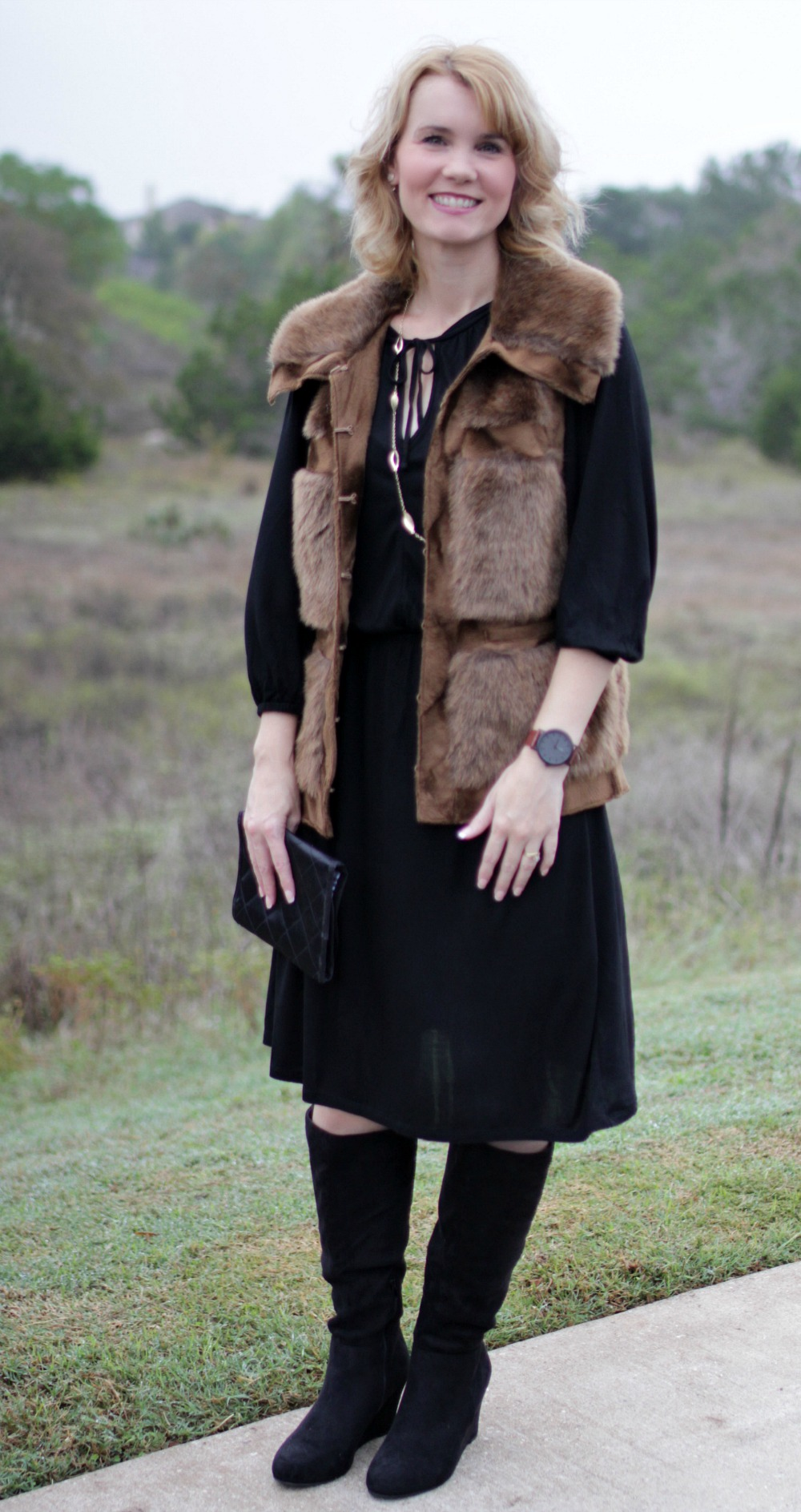 This year a chic puffy vest is on the top of our favorite fall clothing pieces. It is warm, stylish and comfortable. Although it is sleeveless, you'd be surprised how warm a puffy vest will keep as you venture out into the cold. There are many different ways to wear this extremely versatile piece and [ ].