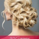 30 Gorgeous Holiday Hairstyles