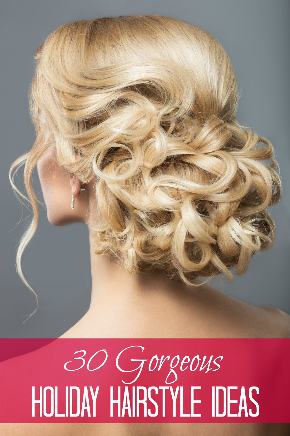 Xmas Hairstyles 2015 : Are you looking for Holiday hairstyles for that event youre attending ...