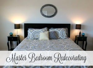 Cozy Master Bedroom Makeover