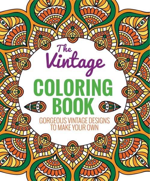 The Coolest Coloring Books for Grown Ups & Why You Should Own One ...