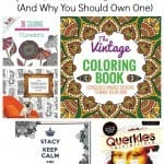 The Coolest Coloring Books for Grown Ups & Why You Should Own One