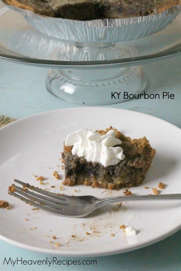 Kentucky-Bourbon-Pie