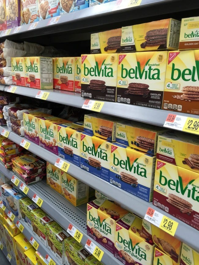 Image result for belvita breakfast walmart