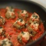 "A Tasty Vegetarian Recipe: Eggplant ""Meatballs"""