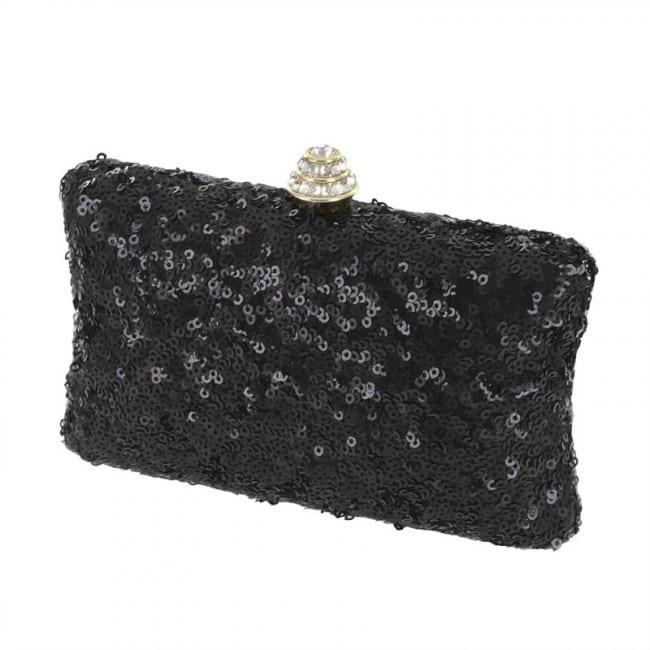 morana black purse