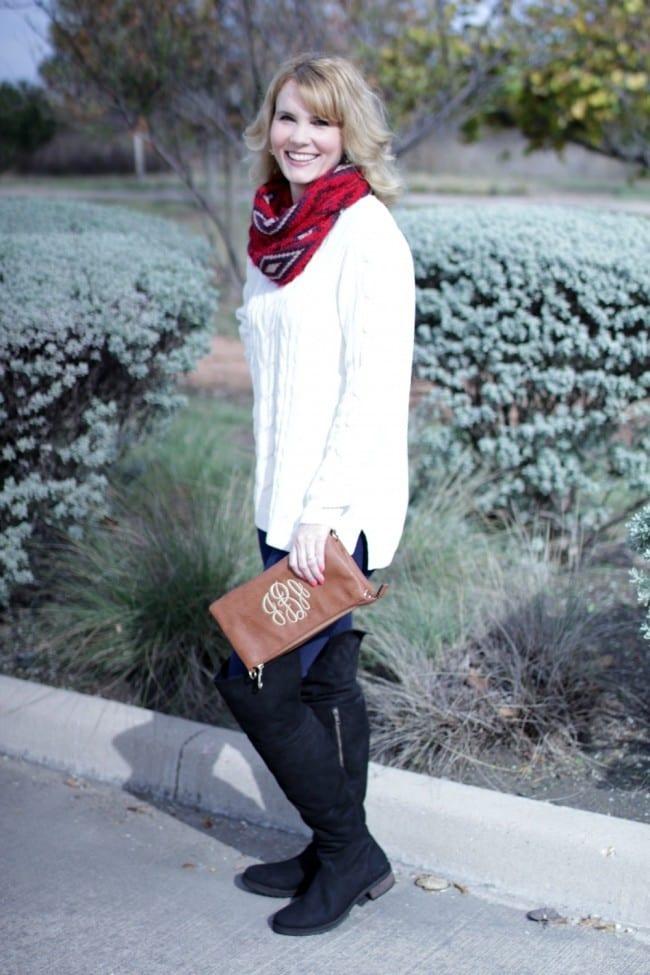white-chenille-sweater