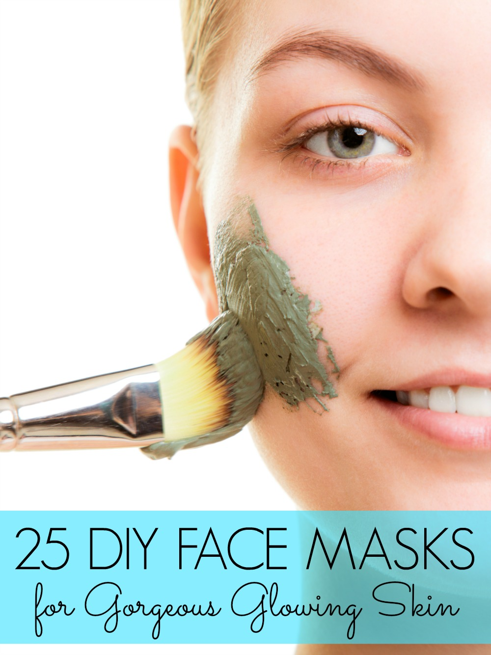 I have a really hard time putting food on my face. Bananas? Gag me. Avocado? Ugh. Coffee? Okay, now we're talking. But if we're talking about DIY face masks ...