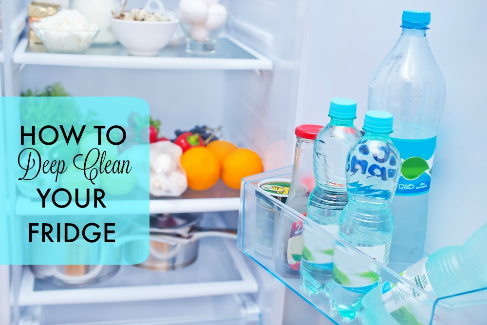 How To Deep Clean Your Fridge Could Use A Little Tlc