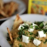 Easy Taco Hummus Recipe