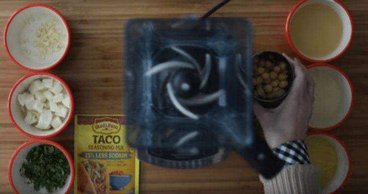 taco hummus