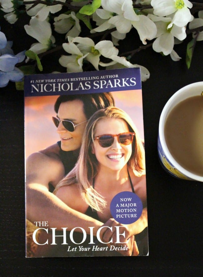 The Choice Movie and Book --