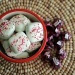 Valentine's Snack Idea: Chocolate Pretzel Bites