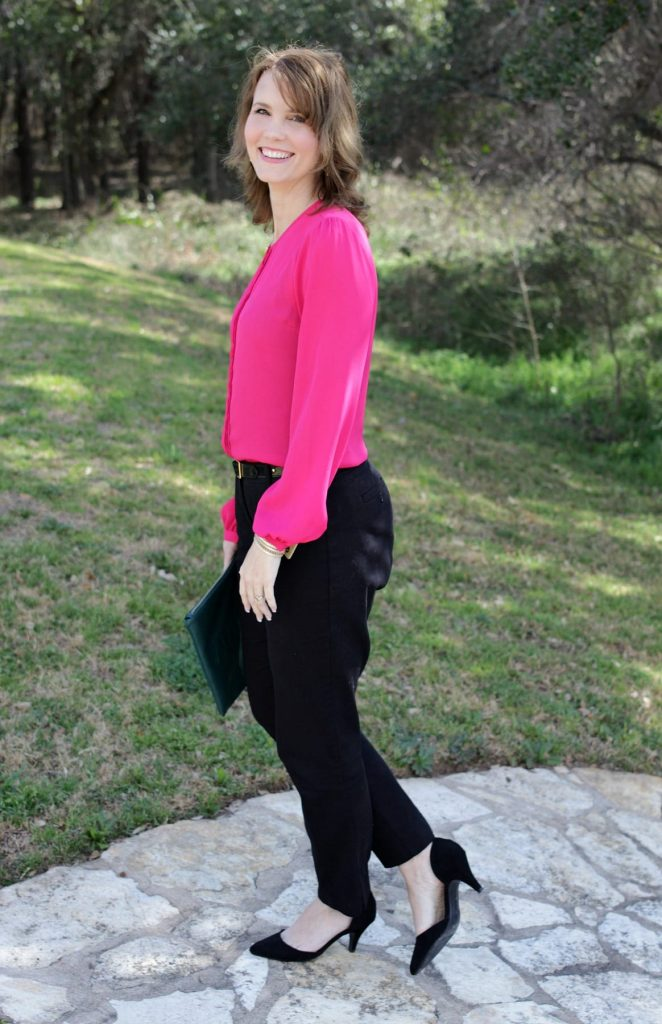 The affordable tummy control ankle pants I could live in (And you'll love them too!)