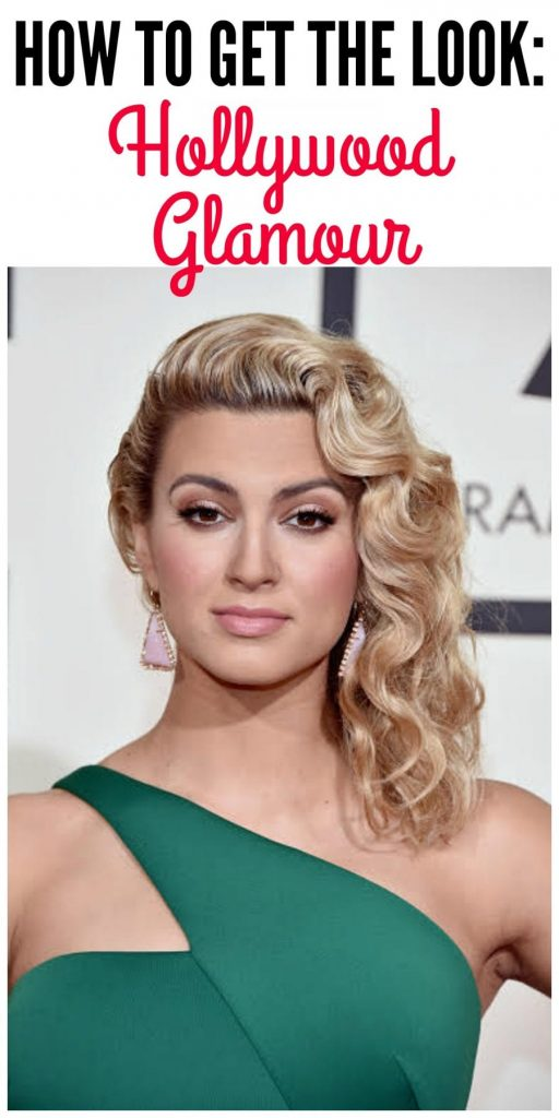How to get the Look: Hollywood glamour. Tori Kelly looked gorgeous in her green dress at the 2016 Grammy Awards. Here's how her hairstylist pulled off this look.