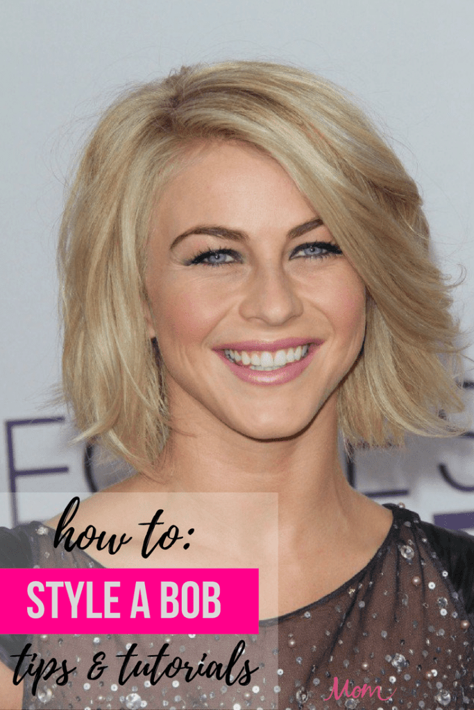 How to style a bob: tips and tutorials