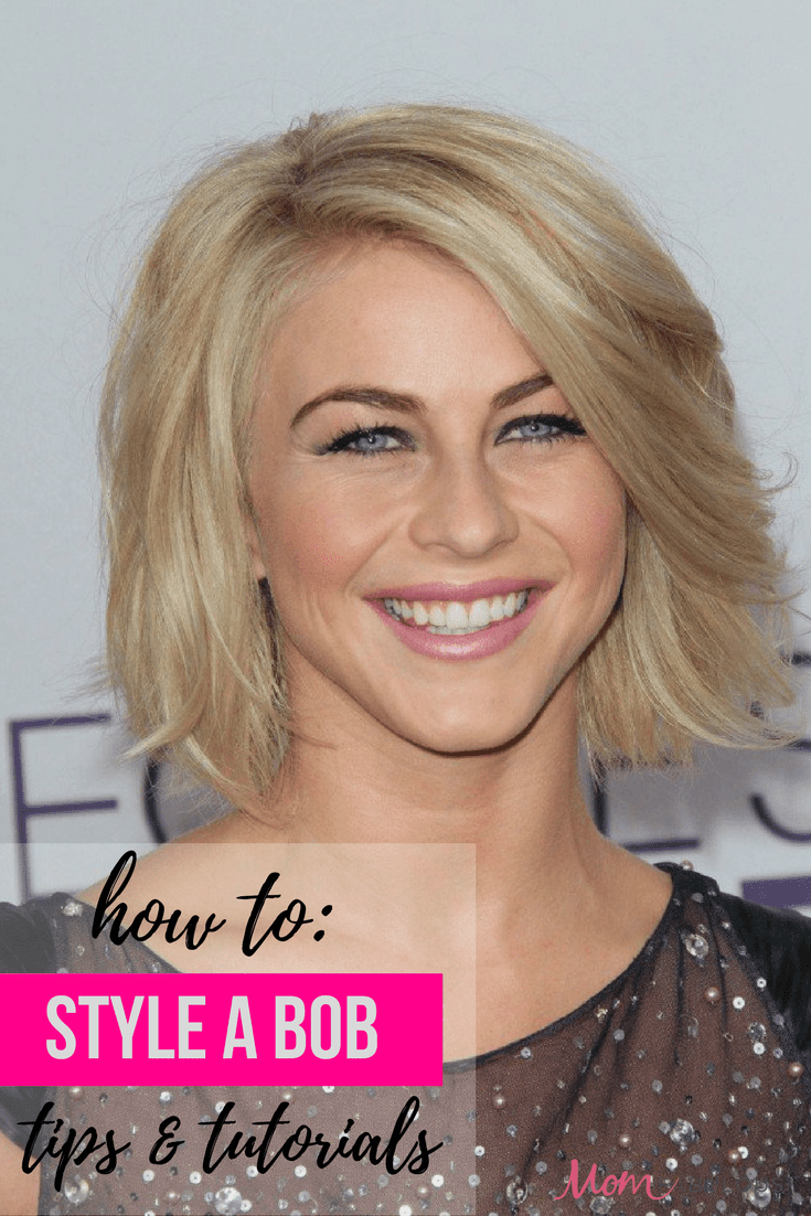 how to cut a bob hairstyle step by step
