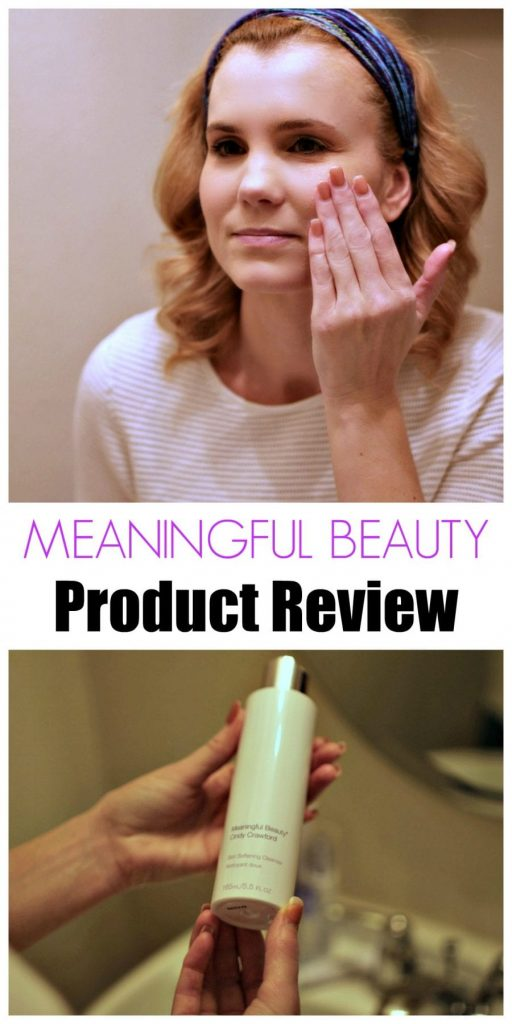 Meaningful beauty Product review - Does it really work and what were my results?