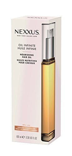 Nexxus Oil Infinite Nourishing Hair Oil Treatment 3.38 oz