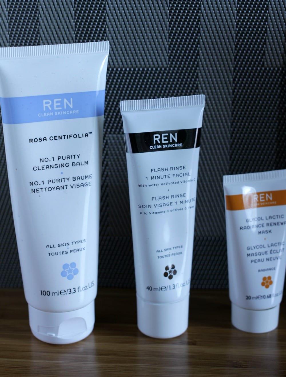 REN Skincare Pure Glow Trio