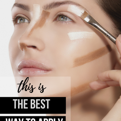 The Best Foundation Application Tip for Smooth, Glowing Skin