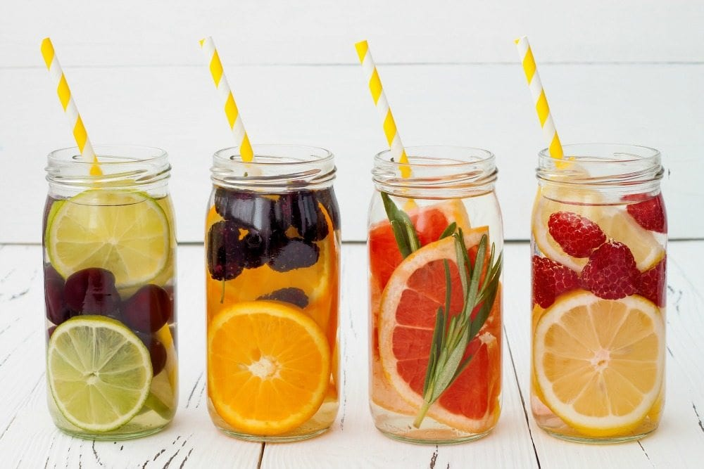 These 25 Detox Water Recipes Will Help You Lose Weight Flush The Body Of Toxins