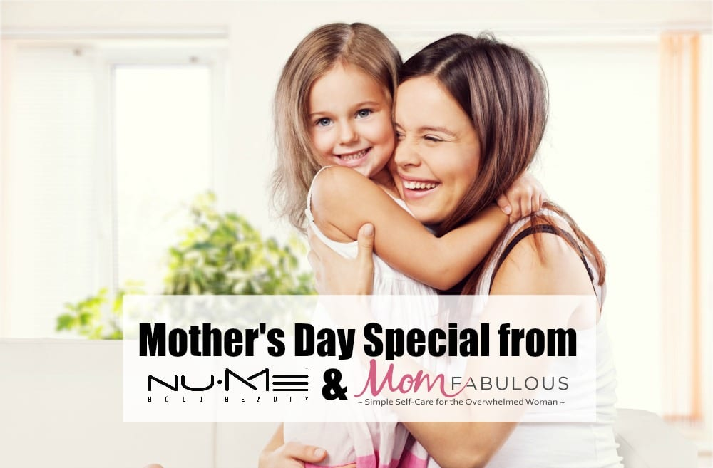 Mother's Day sale from NuMe