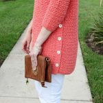 Spring Fashion: Coral and White