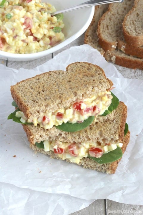 Easy and Healthy summer lunches for moms