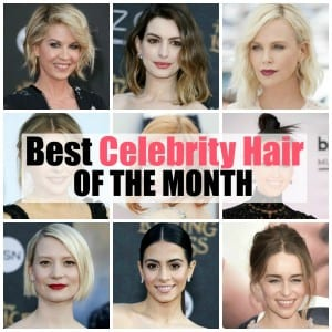 15 Best Celebrity Hair Ideas of the Month