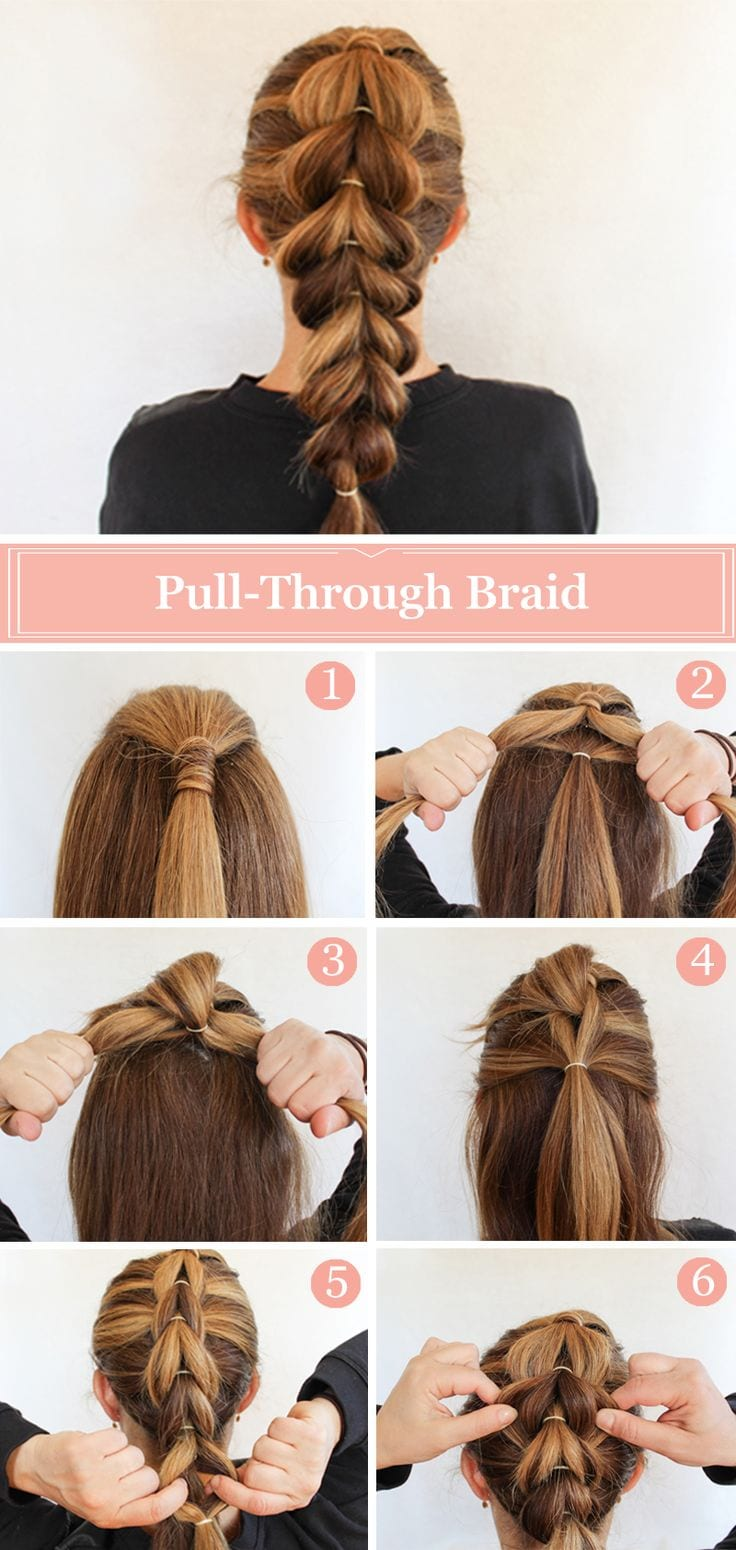 These 25 Braided Hairstyles Are Perfect For An Easy Going Summer Day It  Doesn'